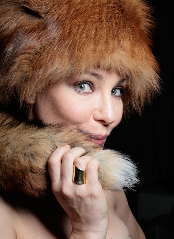 Полина Гриффис (Polina Griffith)