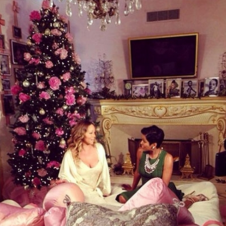 Новогодние елки знаменитостей