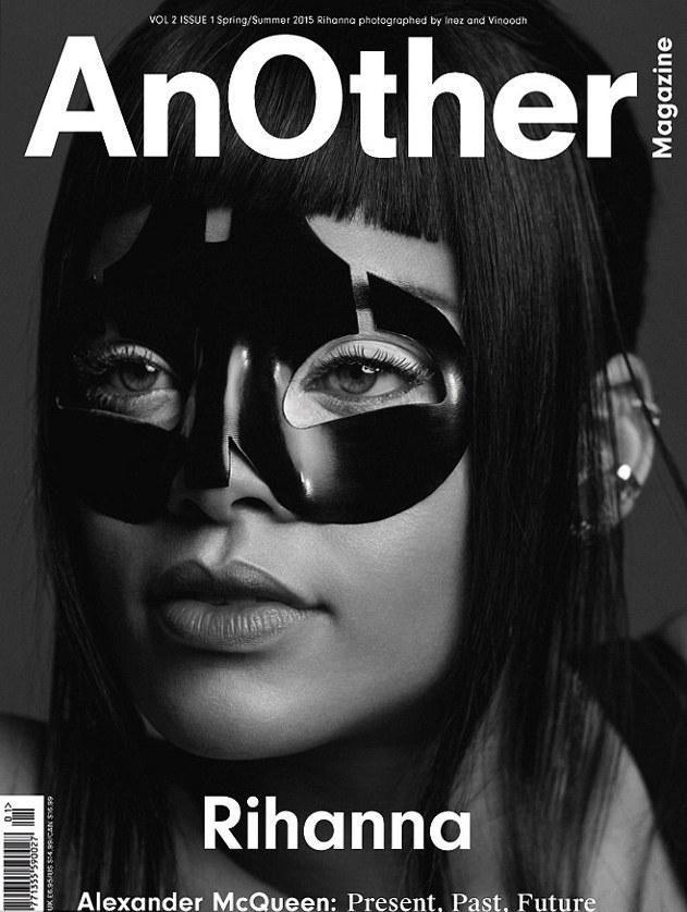 Рианна для AnOther, весна/лето 2015