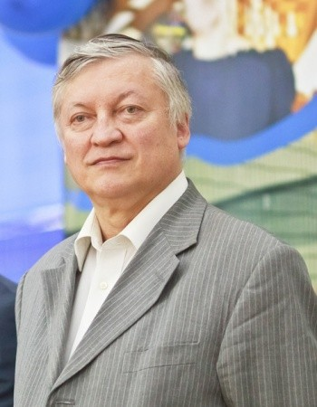 Анатолий Карпов