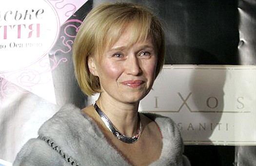 Алена Притула, главный редактор УП