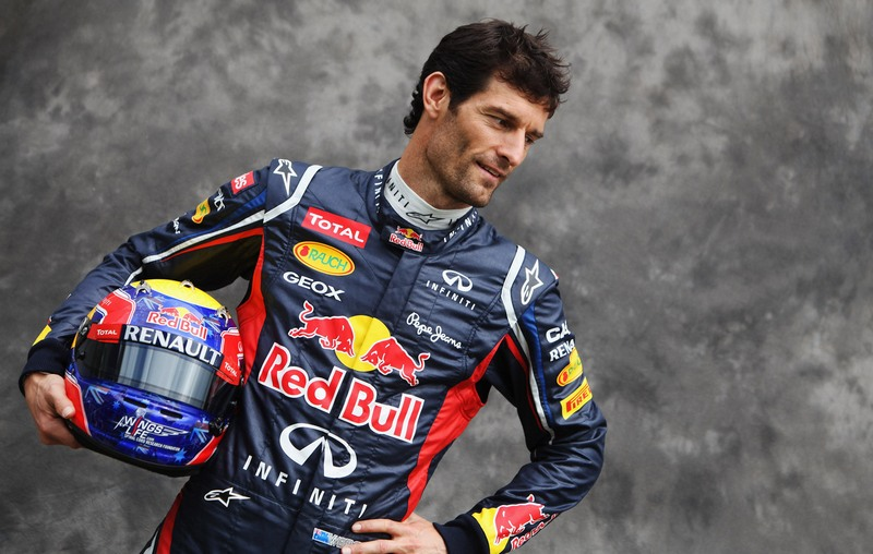 Марк Уэббер (Mark Webber)