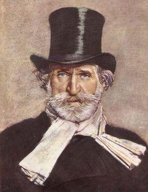 Джузеппе Верди (Giuseppe  Verdi)