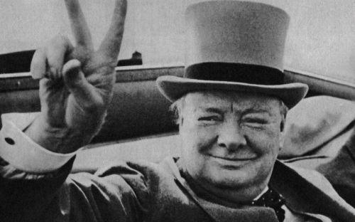 Никогда не сдаваться! Лучшие речи Черчилля, Уинстон