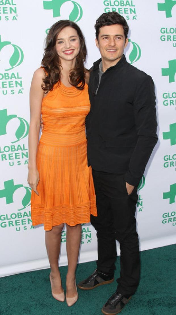Самые стильные звездные пары 2011 года