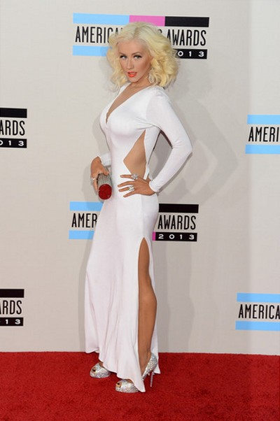 Лучшие наряды церемонии вручения премии American Music Awards 2013