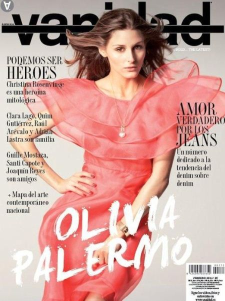 Оливия Палермо на обложках журналов