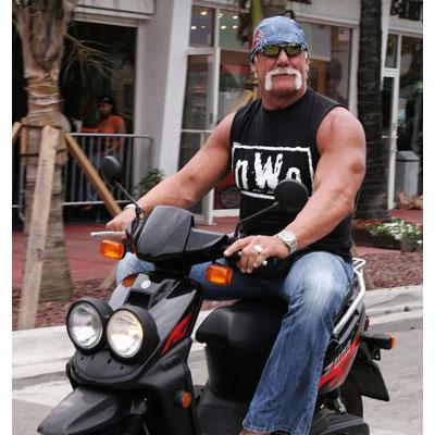 Халк Хоган (Hulk Hogan) – Терренс Джин Боллеа (Terrence Gene Bollea)