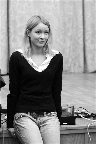 Анастасия Панина (Anastasiya Panina)
