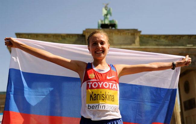 Ольга Каниськина (Olga Kaniskina)