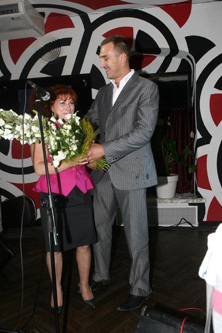 Роза Сябитова с мужем