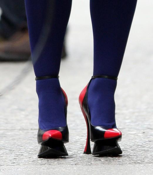 Звездная обувь Америки Феррера