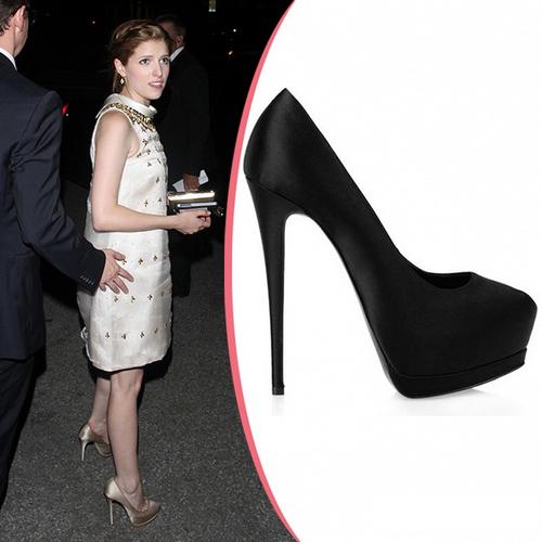 Звездная обувь Анны Кендрик