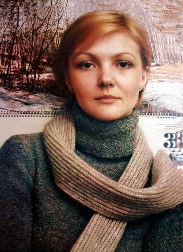 Марина Дюжева (Marina Dyujeva)