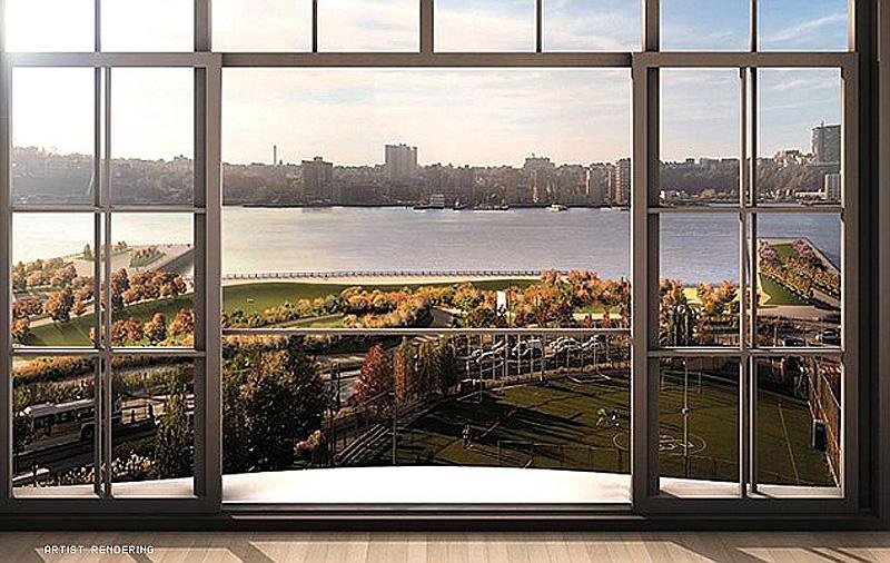 Апартаменты Николь Кидман на Манхэттене