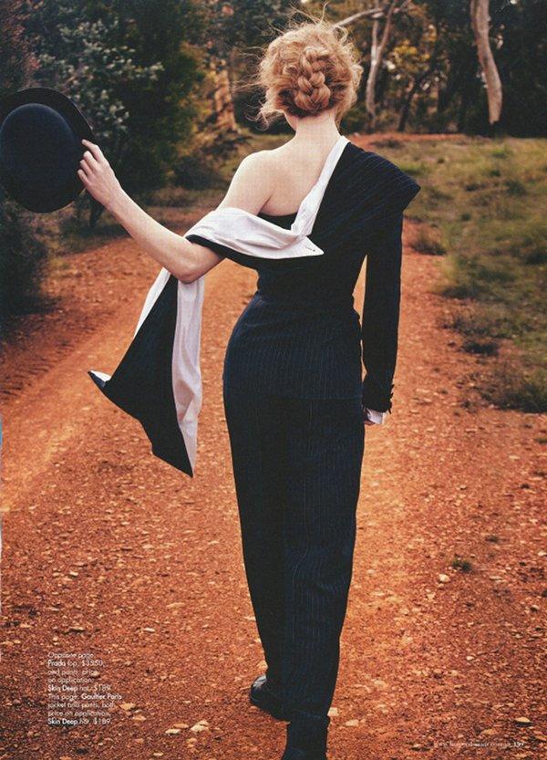 Николь Кидман для Harper's Bazaar Australia