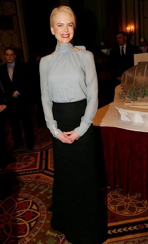 Модные образы Николь Кидман тогда и сейчас
