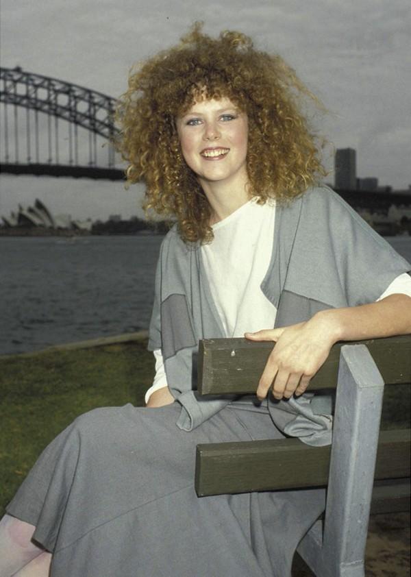 Николь Кидман образца 1983 года