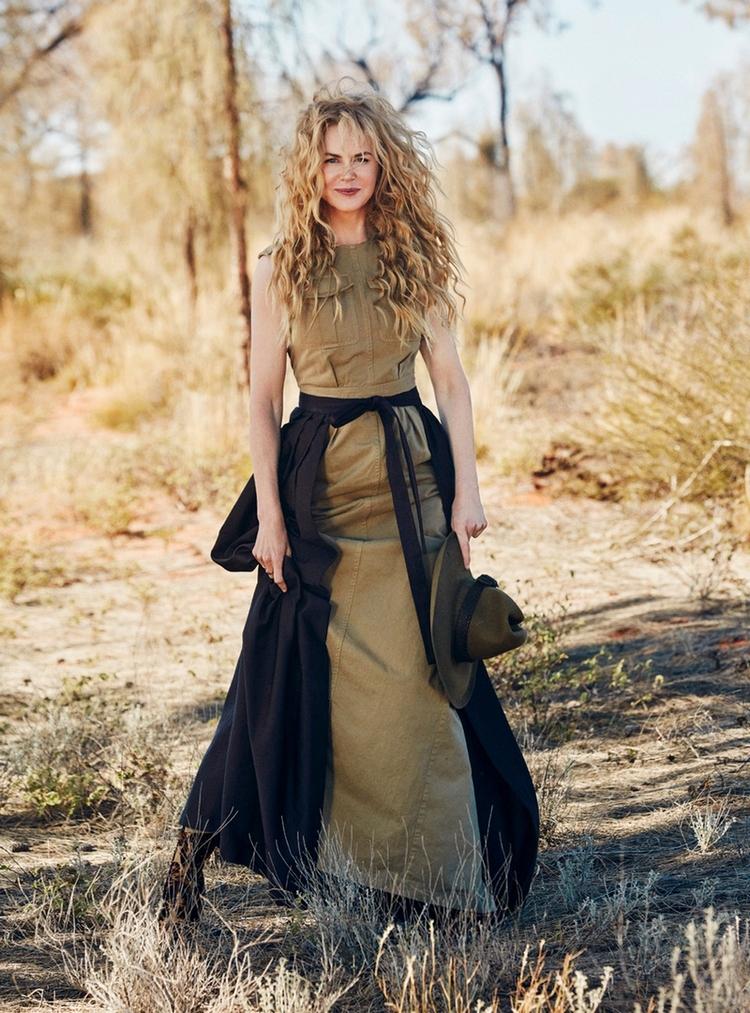 Николь Кидман для Vogue Australia, сентябрь 2015