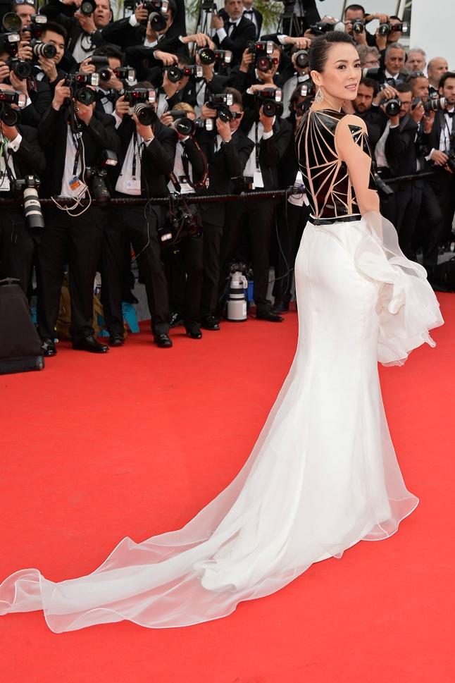 Лучшие образы звезд на церемонии открытия 67-го Каннского кинофестиваля