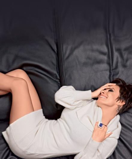 Вера Брежнева и Надежда Грановская в рекламе собственной линии одежды