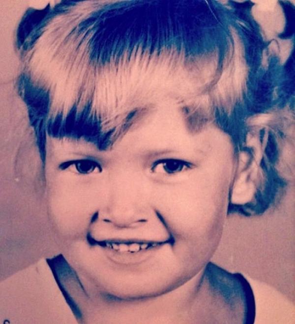 Вера Брежнева в детстве и юности