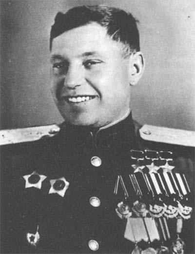 Александр Покрышкин (Alexandr Pokryshkin)