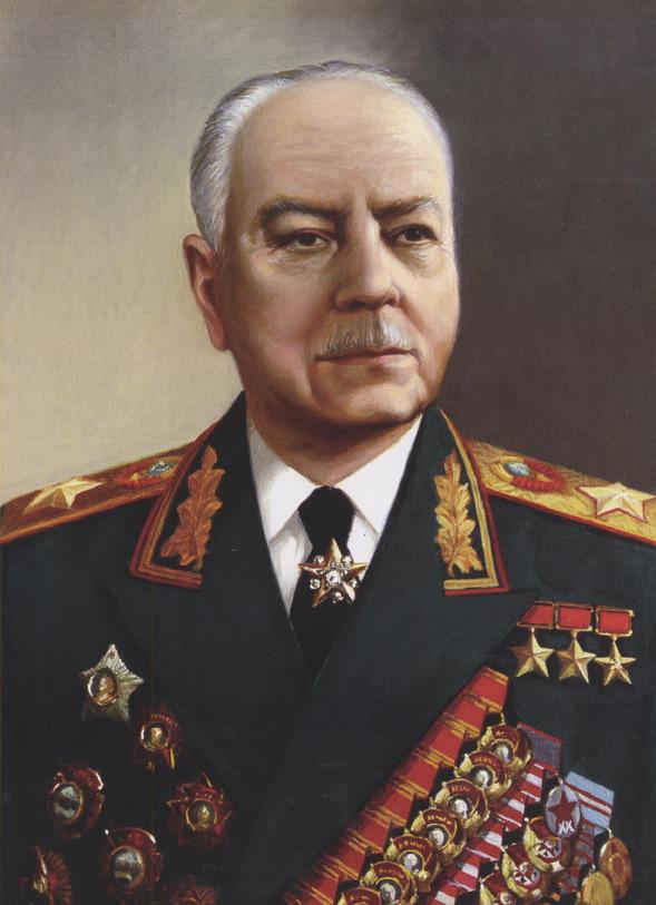 Климент Ворошилов (Kliment Voroshilov)