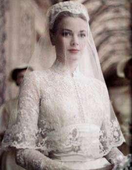 Грейс Келли и принц Ренье III: культовая свадьба