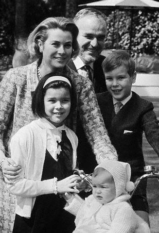 Грейс Келли и князь Ренье: коронованная любовь
