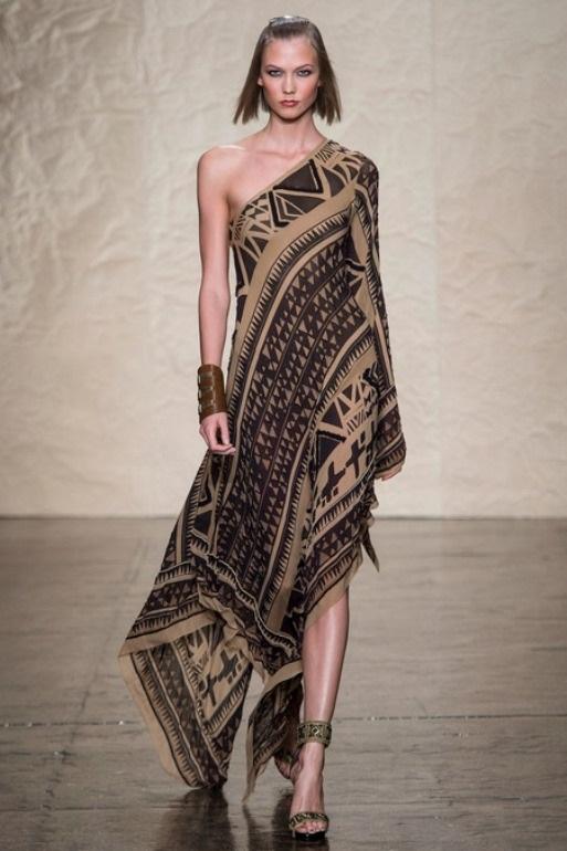 Коллекция Весна 2014 Ready-To-Wear Donna Karan
