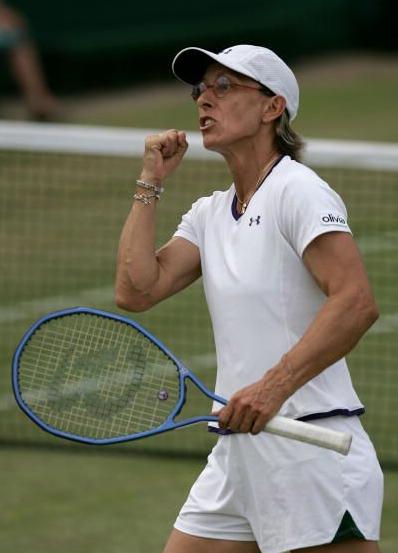Мартина Навратилова (Martina Navratilova)