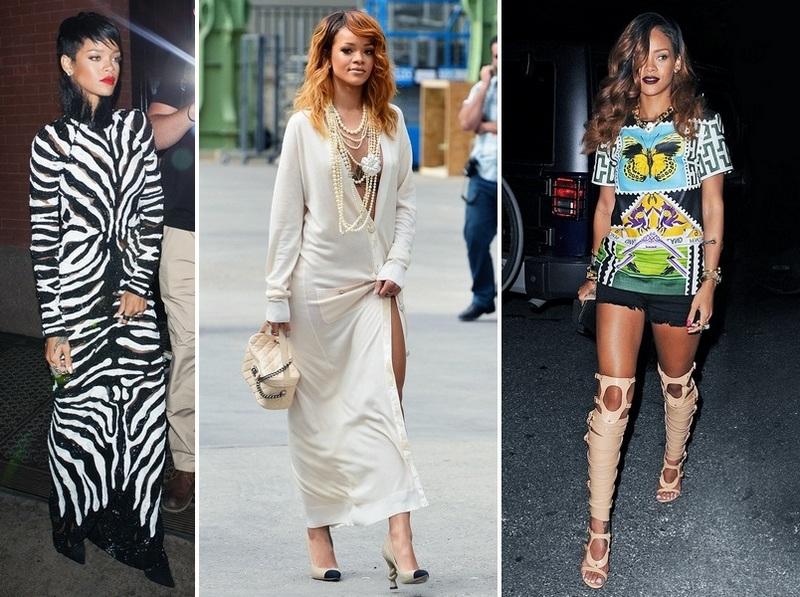 10 самых стильных звезд 2013 года по версии Vogue
