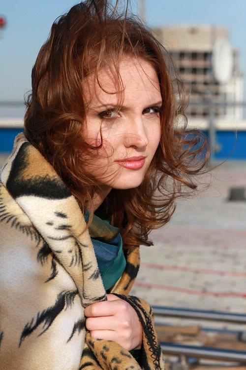 Юлия Пожидаева.