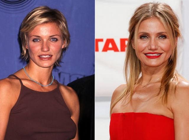 Брови знаменитостей: тогда и сейчас