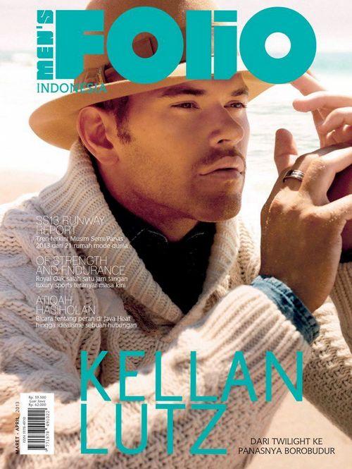 Келлан Латс на обложках журналов