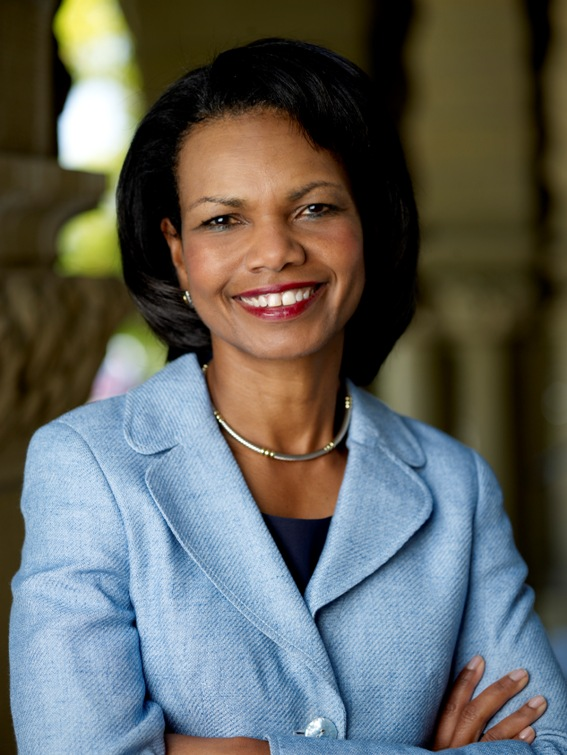 a biography of condoleezza rice Condoleezza rice grew up in jim crow alabama and went on to become the first african-american female united states secretary of state under president george w.