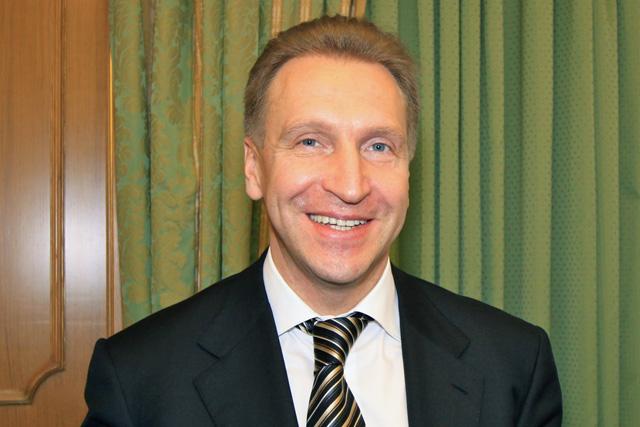 Игорь Шувалов (Igor Shuvalov)