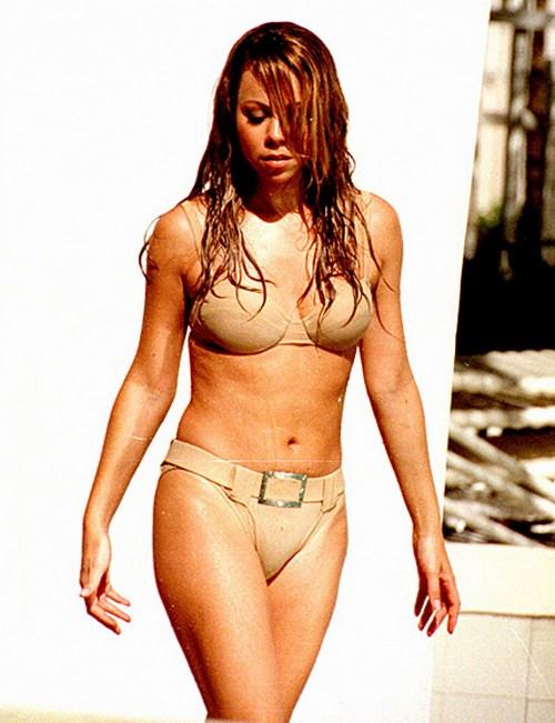 Эволюция тела Мэрайи Кэри :: фотообзор :: Мэрайя Кэри ... мэрайя кэри