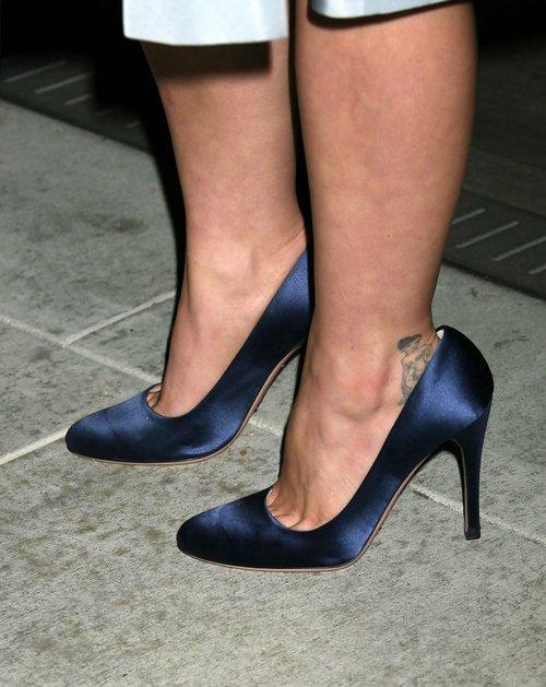 Татуировки Кристины Риччи