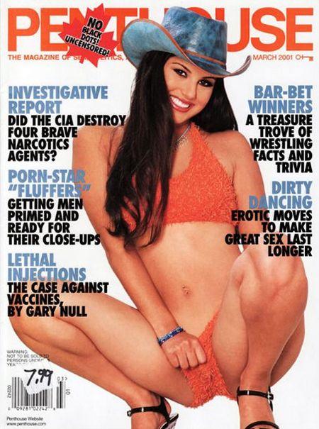 Санни Леоне на обложках журналов