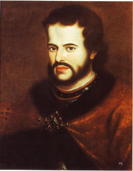 Иван V Алексеевич (Ivan V Alekseevich) – Иван Романов (Ivan Romanov)