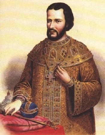 Иван V Алексеевич