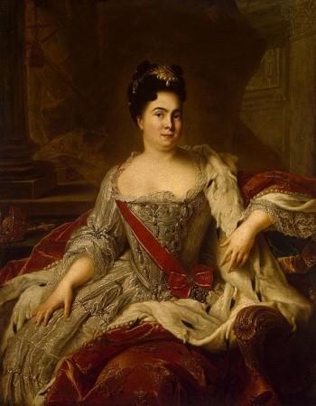 Екатерина I Алексеевна