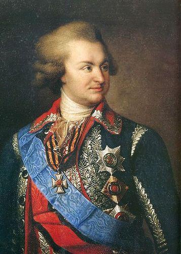 Григорий  Потемкин (Grigory  Potemkin)
