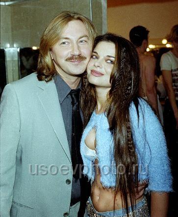 Наташа Королева и Игорь Николаев