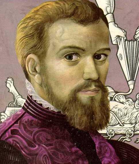 Андреас Везалий (Andreas Vesalius)