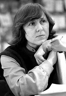 Светлана Алексиевич (Svetlana Alexievich)