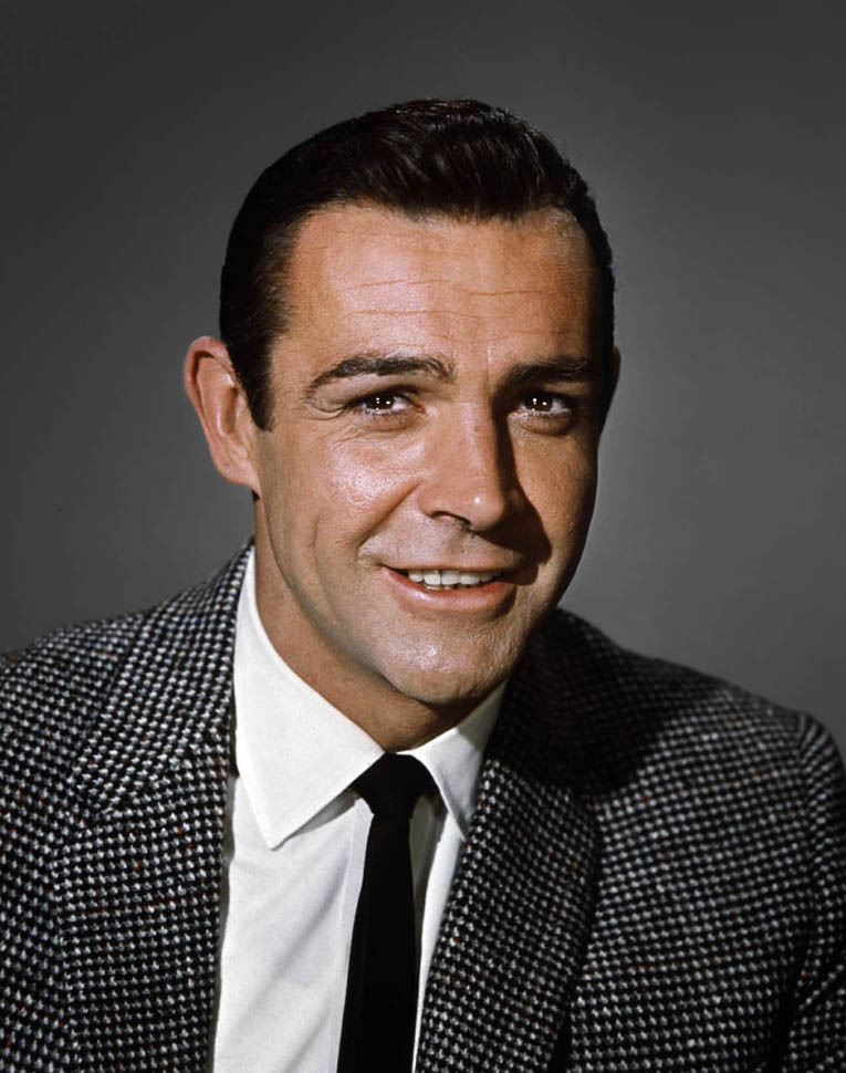 sean connery 007