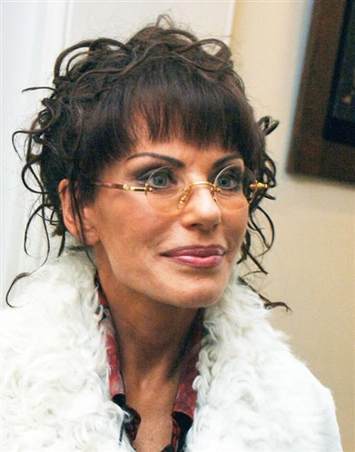 Ирина Понаровская (Irina Ponarovskaya)
